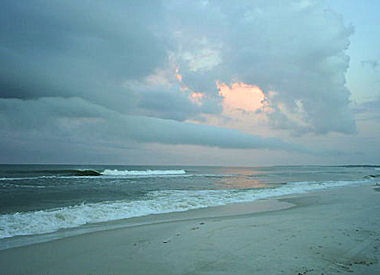 Mexico Beach Vacations