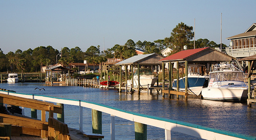 Mexico Beach Canal Front Property for Sale